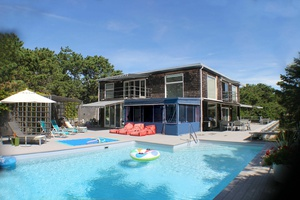Amagansett Dunes Contemporary With Pool!