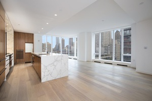 20 Years 421A Tax Abatement till 2037! Bespoke 3 Bedroom 3.5 Bathroom Home @ One West End Tower Residences